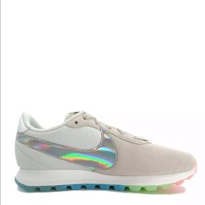 Nike Pre-Love O.X. Summit White Iridescent Shoes